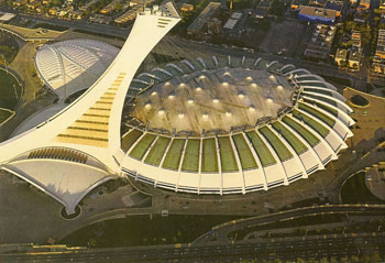 Le Stade Olympique - 1976